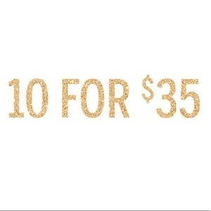 Other - 10 for $35 ☀️ items are marked ☺️